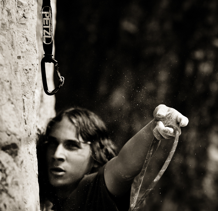 Aggtelek Climbing competition, Hungary, 2008