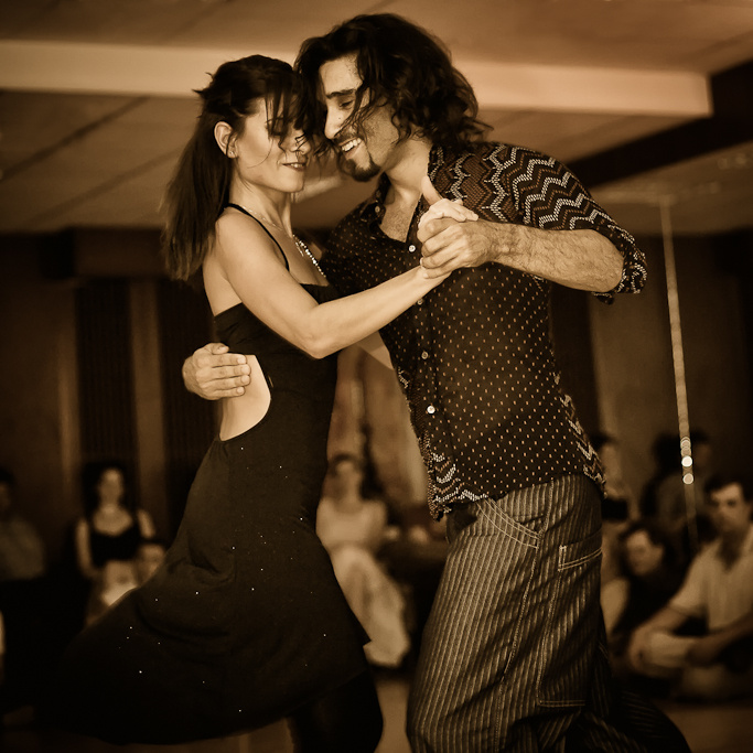 Ismael Ludman, Maria Mondino