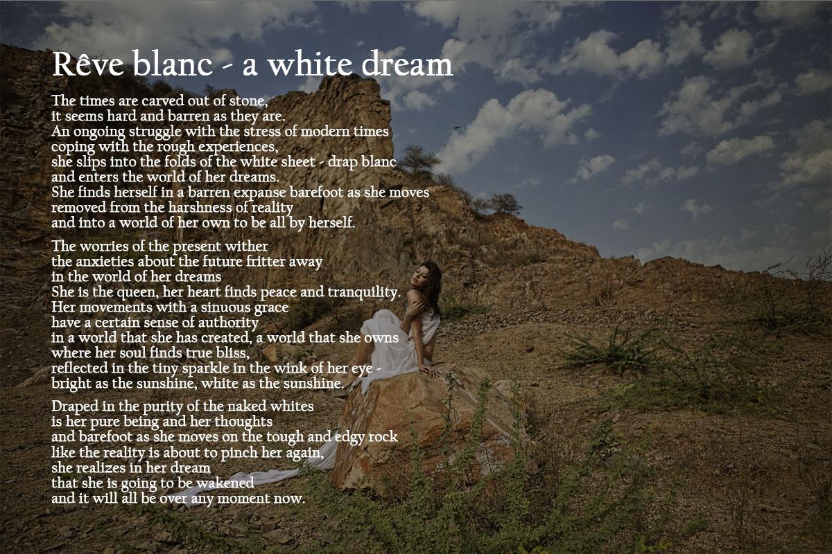 Rêve Blanc - a white dream