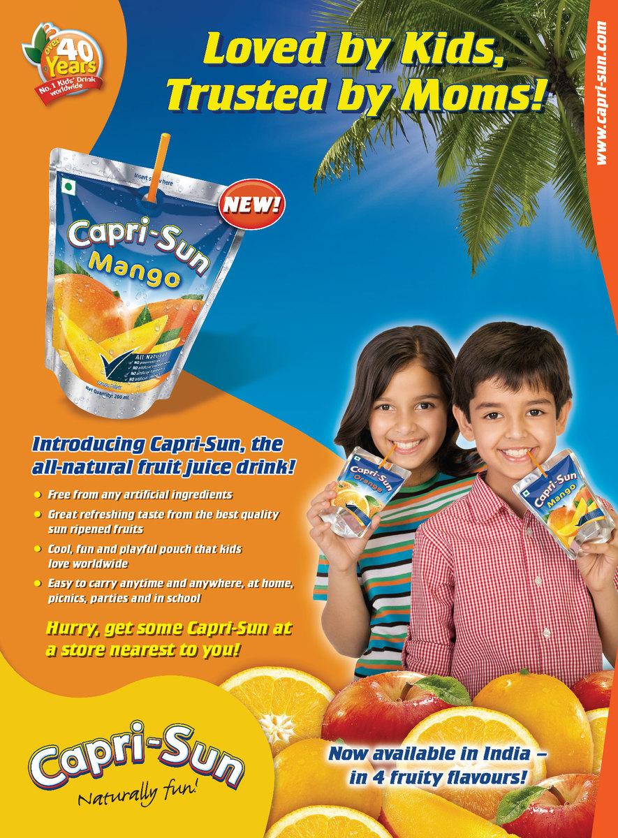 Client : Capri Sun