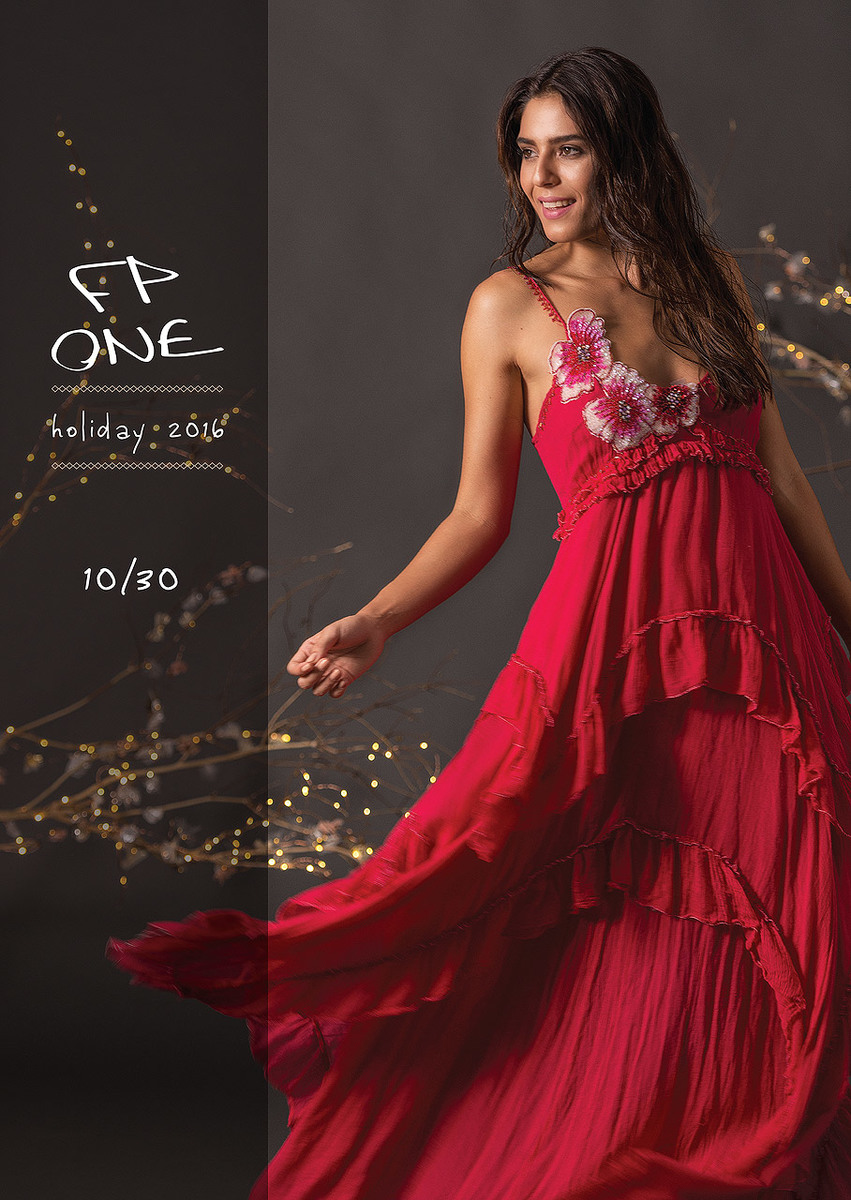 FP One Fall & Winter 2016 Catalogue