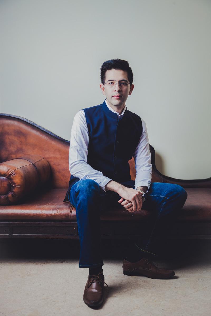 Raghav Chadha, GQ