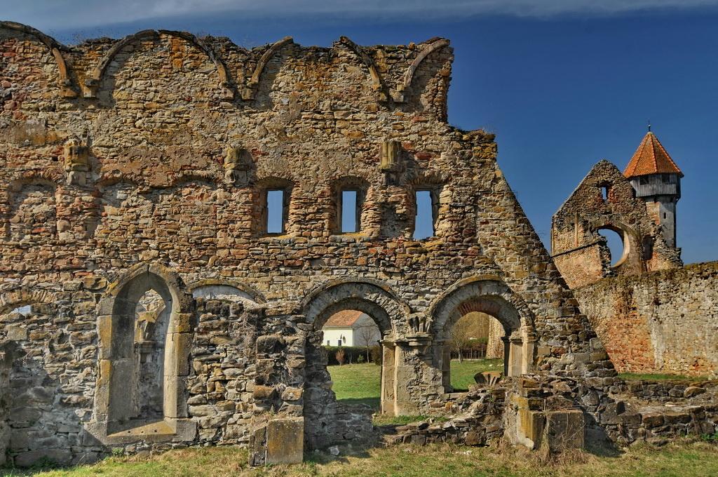 Abatia cisterciana de la Carta 0001