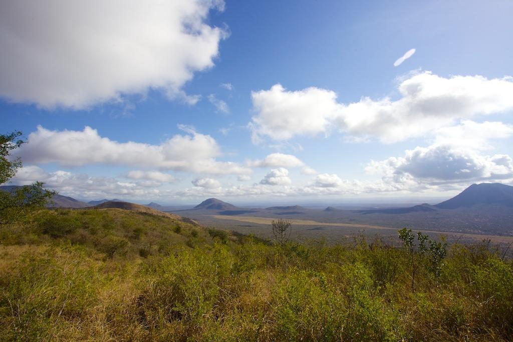 Mkomazi Hills