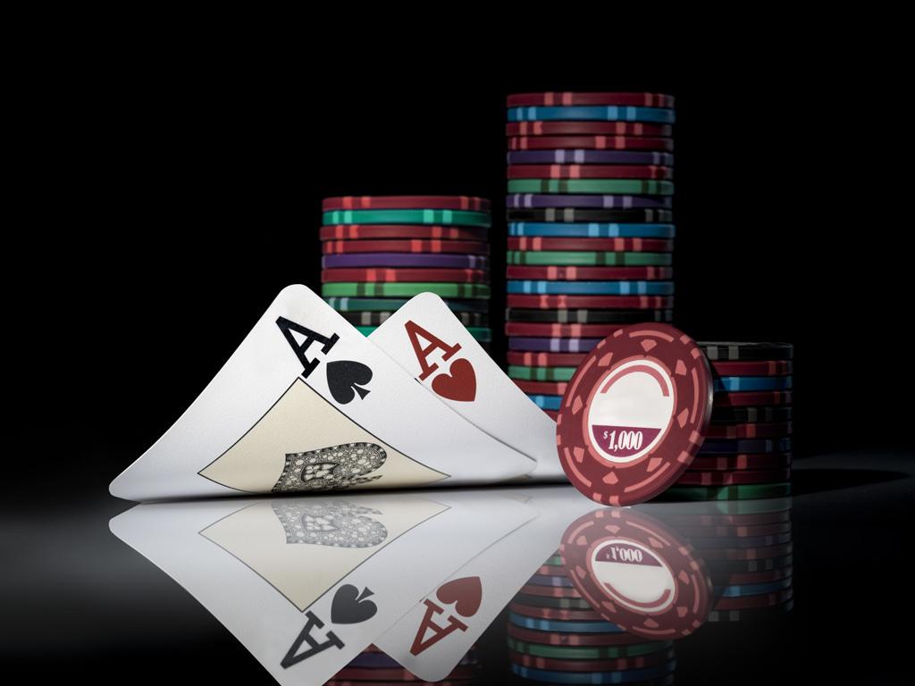 Photoshoot For Poker Website