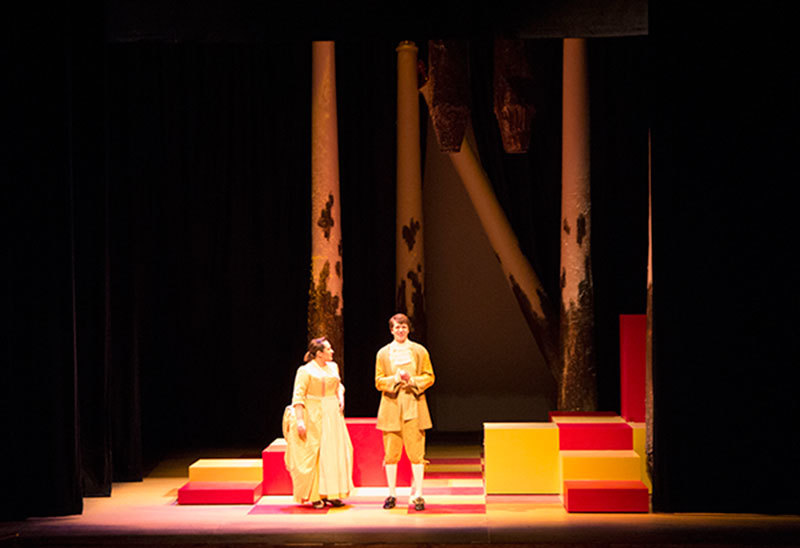 The Marriage of Figaro  ACT I