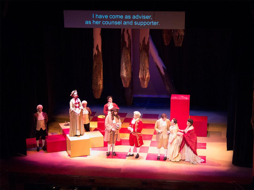 The Marriage of Figaro  ACT III