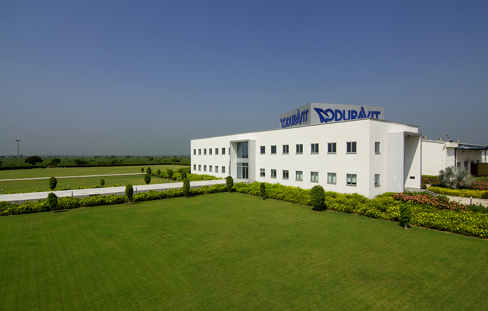 Duravit plant, Aanand - VMS consultants, Ahmedabad