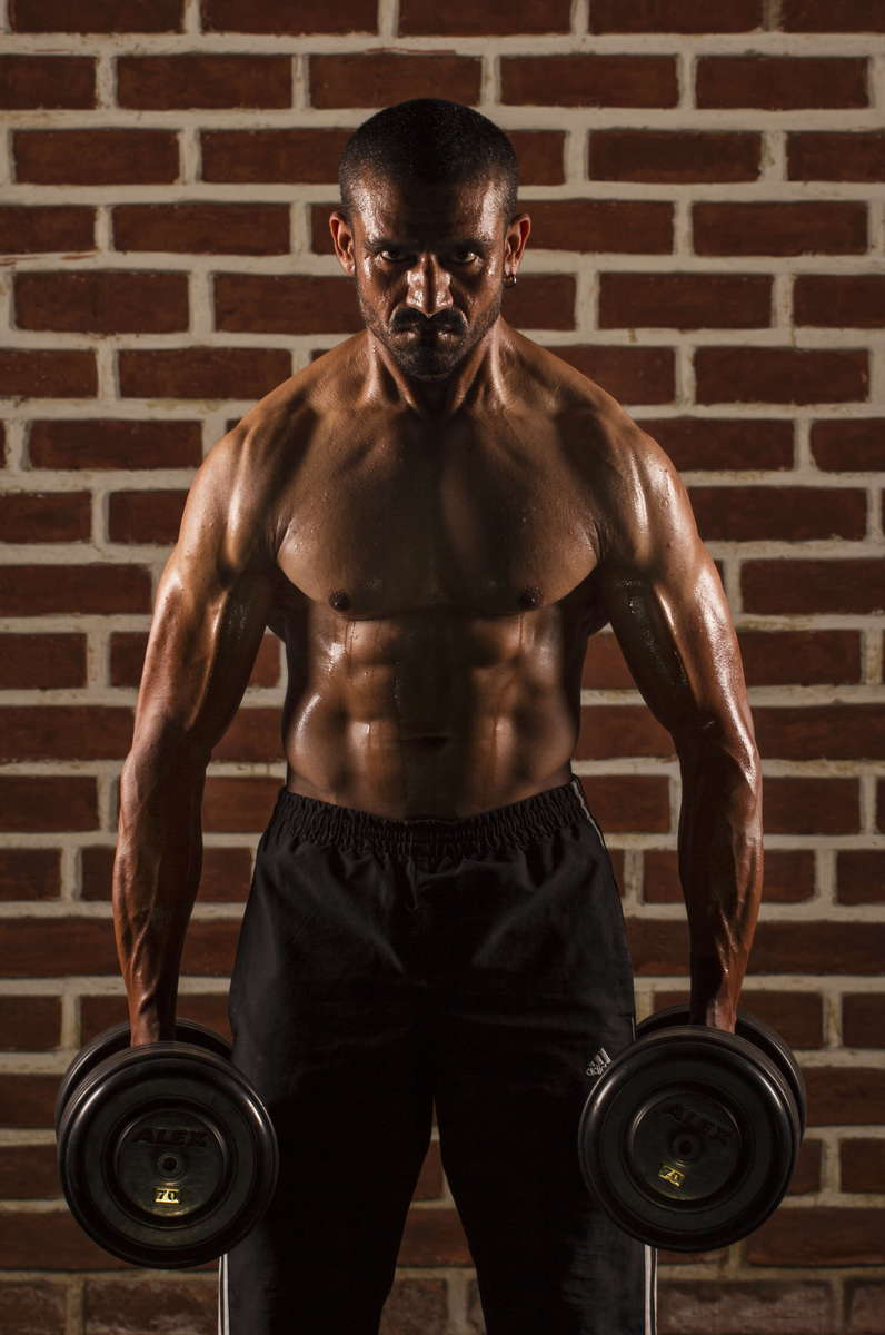 Saurabh Rana - Gym trainer, Studio De Physique