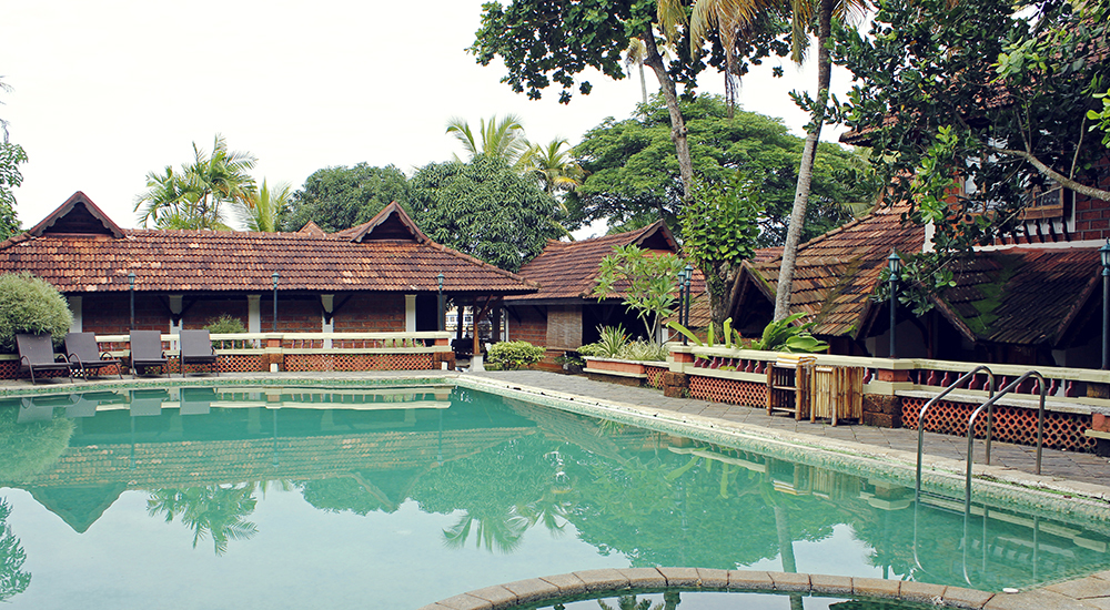 Punnamada lake resort, Allepey, Kerala
