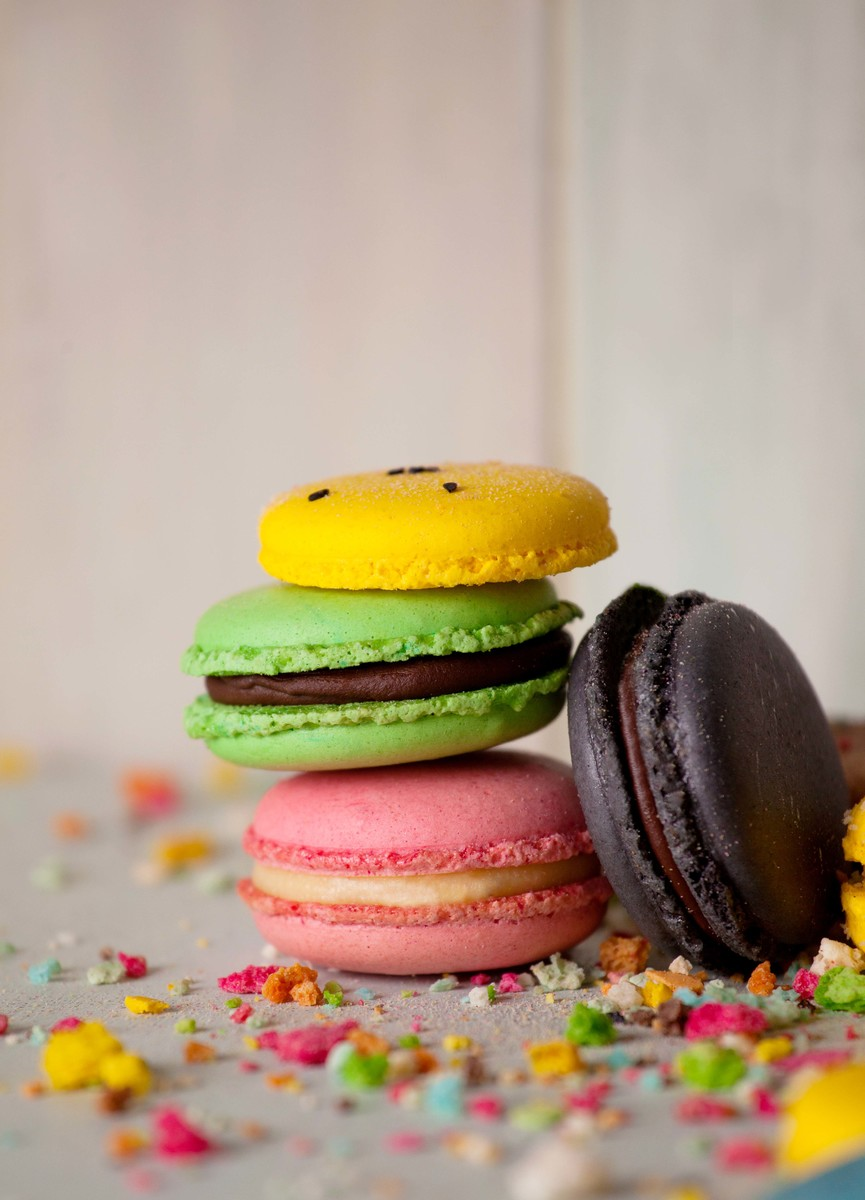 Agency: STUDIO FRY for Sugarama patisserie, Delhi