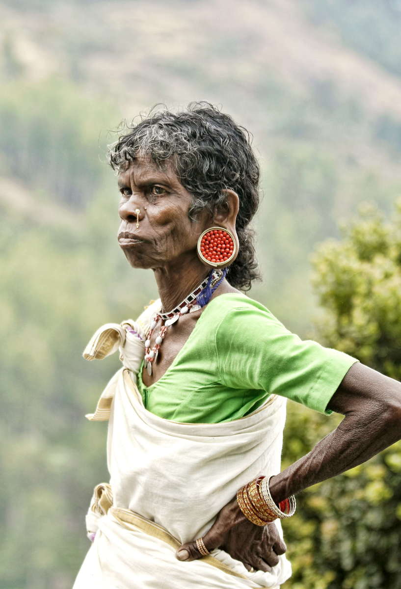 Paniya tribe - India