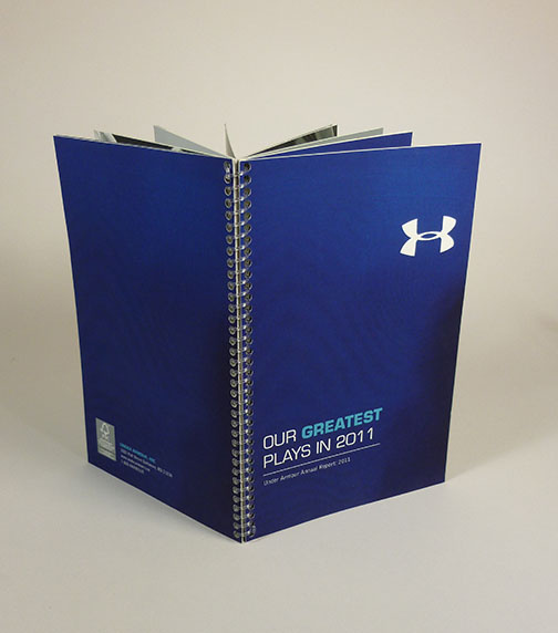 Under Armour: 2011 Annual Report
