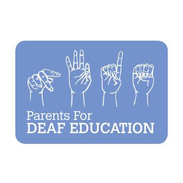 Parents For Deaf Education (PDFE)