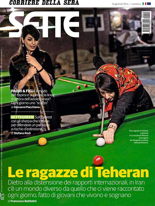 Sette magazine Italian