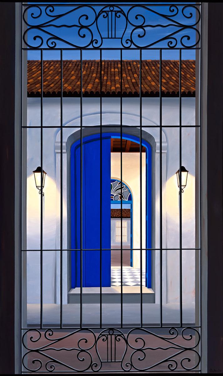 La Hora Azul Series (The Blue Hour)
