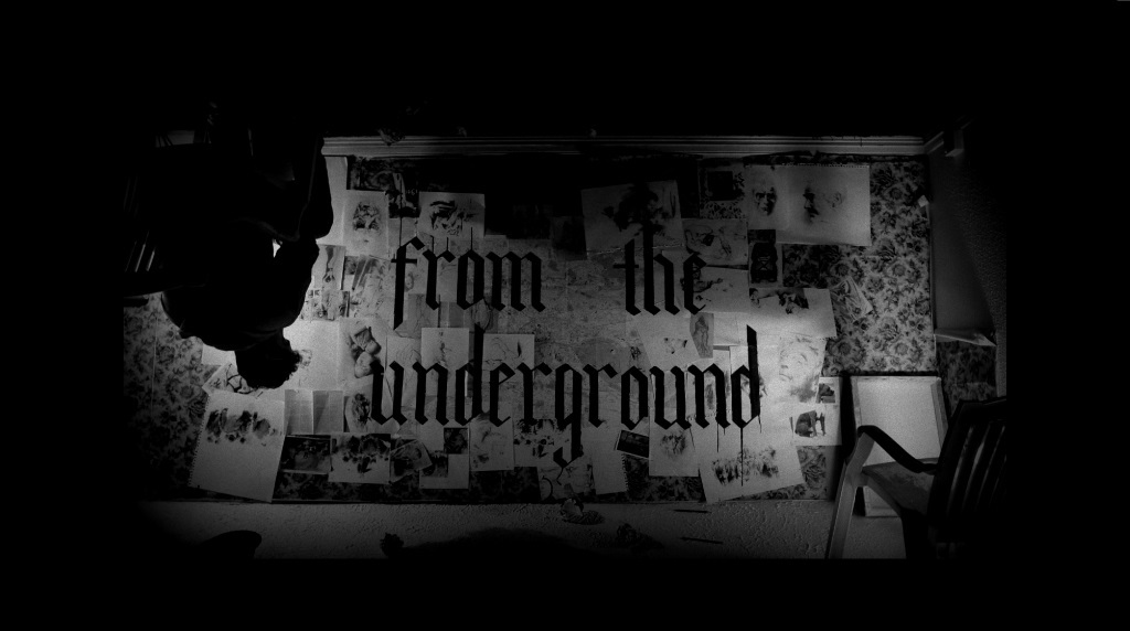'From the Underground', a new series by Fintan Switzer