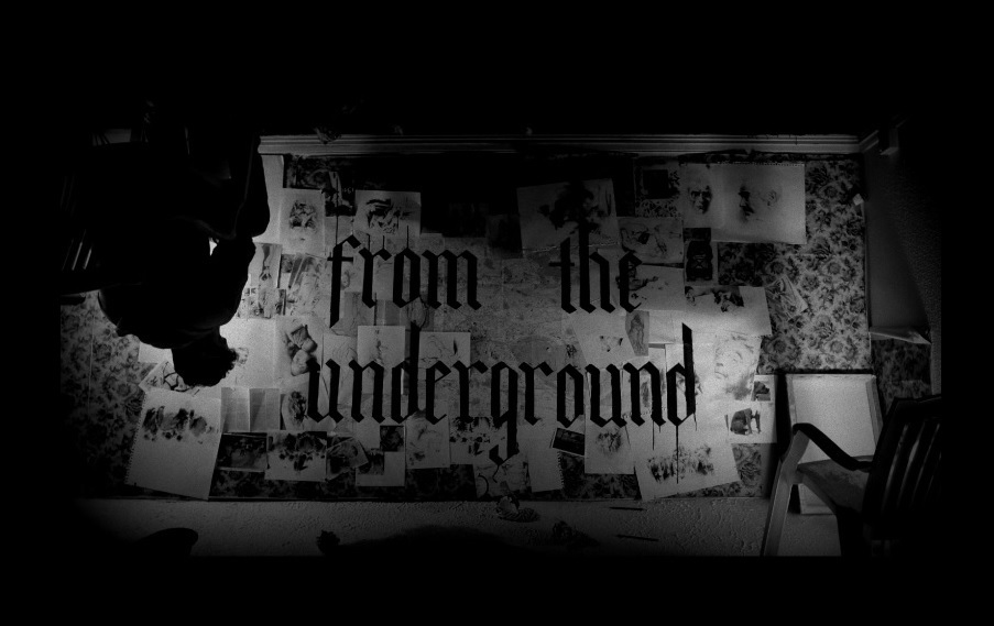 'From the Underground', a new body of work by Fintan Switzer