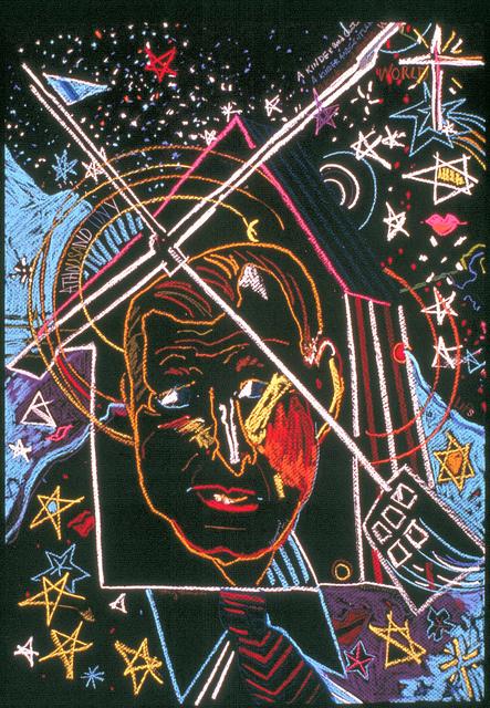 """""""Presidential Mask"""" 1989"""