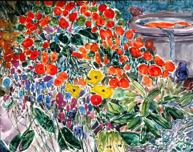 """""""California Garden"""" 2002"""