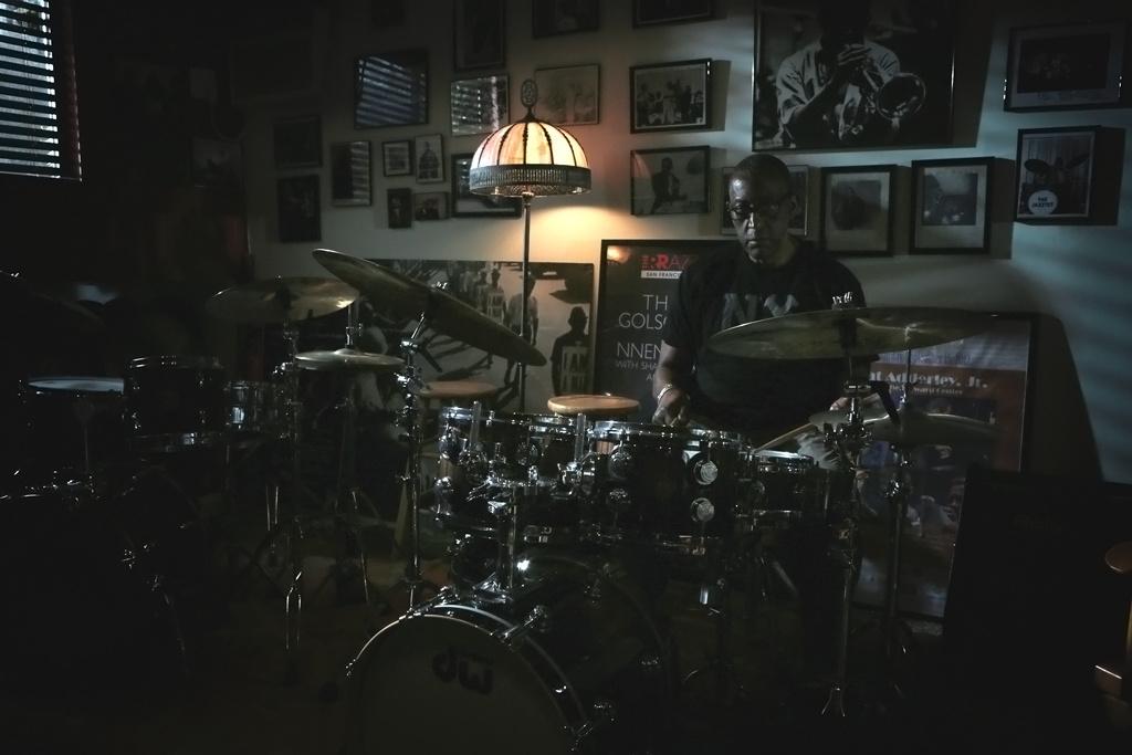 Roy McCurdy - Drummer