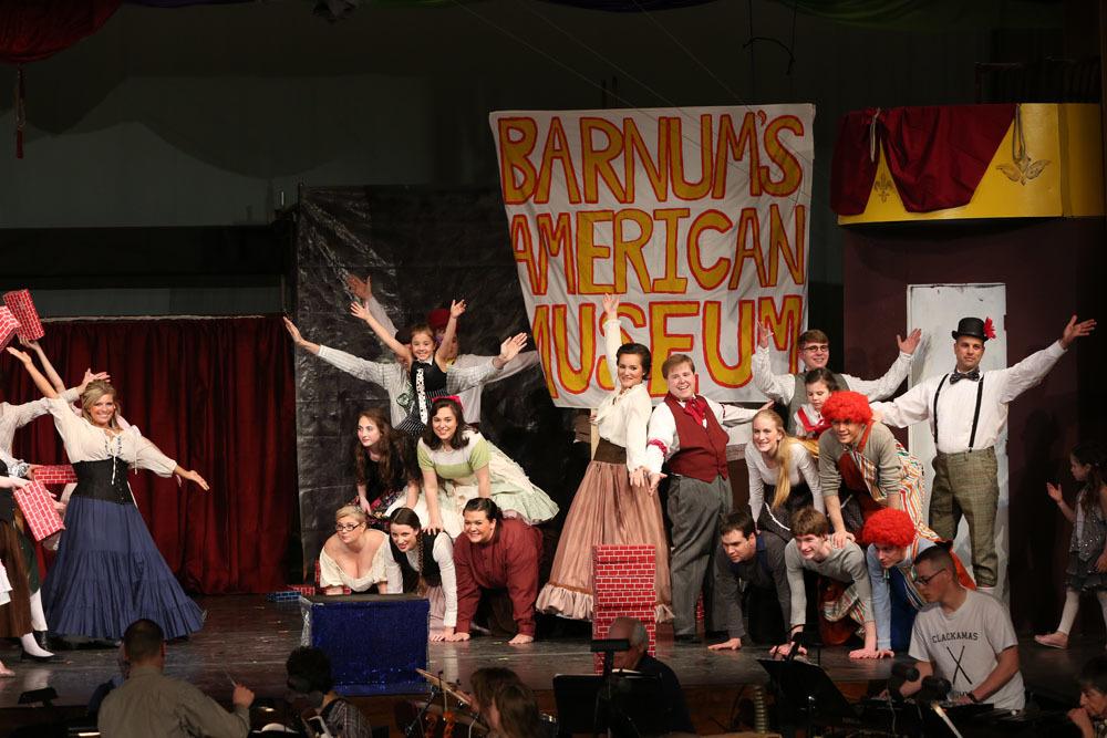 (2015) Barnum