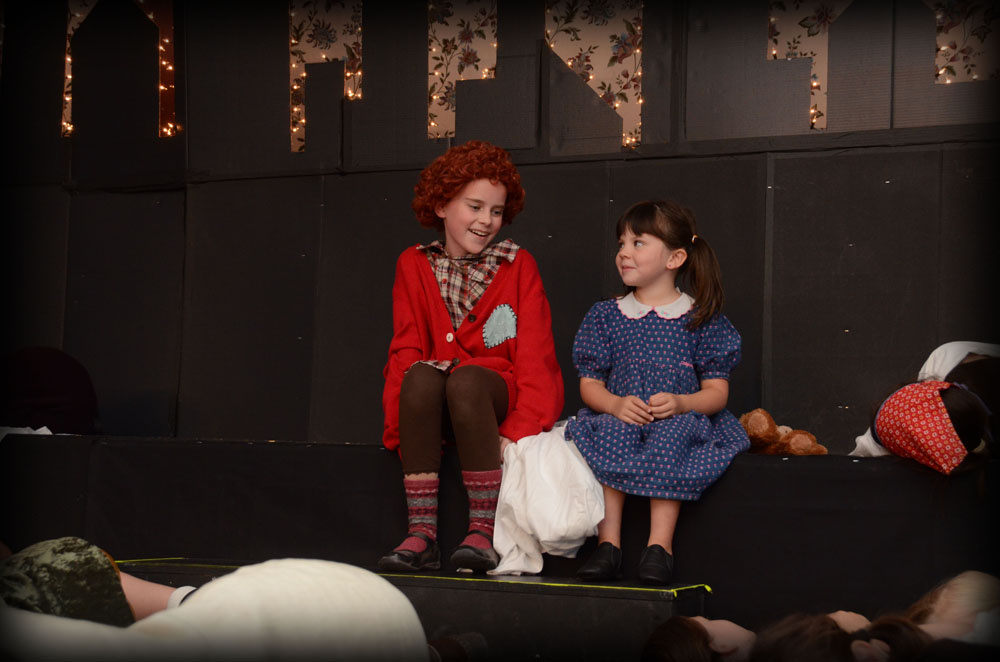 (2013) Annie Kids