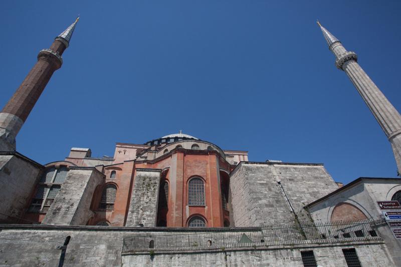 sofia hagia, istanbul 2012