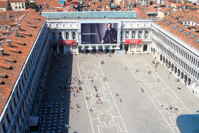 st marks square, venice 2013