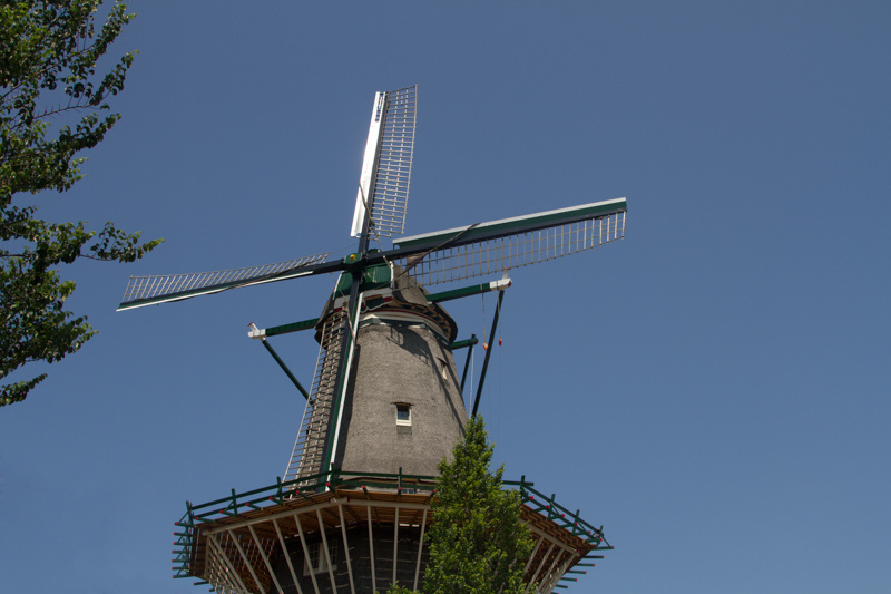 windmill, amsterdam 2013