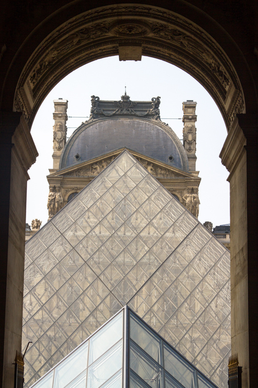 louvre, paris 2013