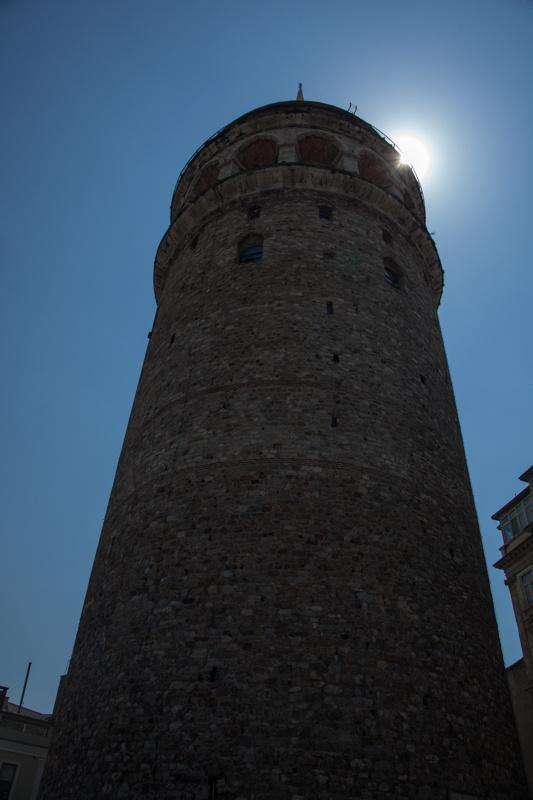 galata tower, istanbul 2012