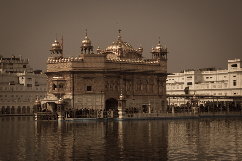 golden temple, amritsar 2013
