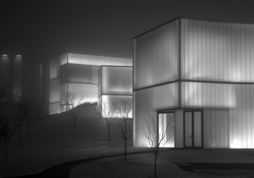 Bloch at Night #2