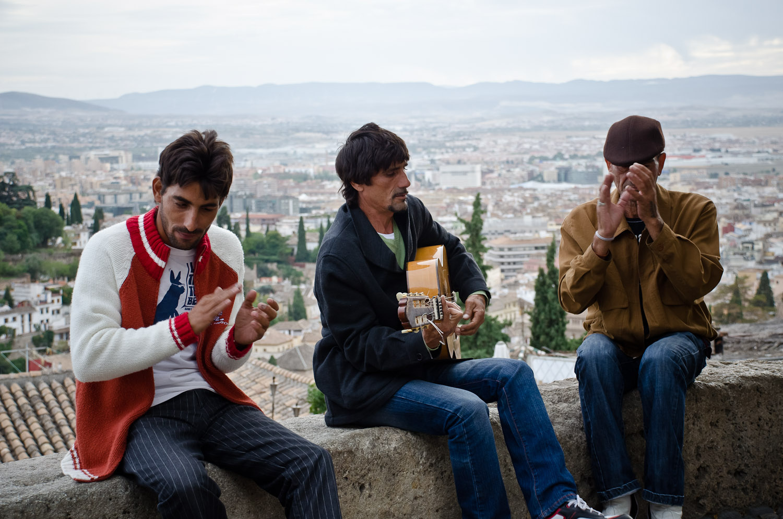Albaicín Musician #2
