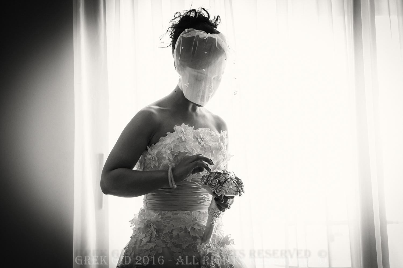 Wedding Portrait in Zakynthos