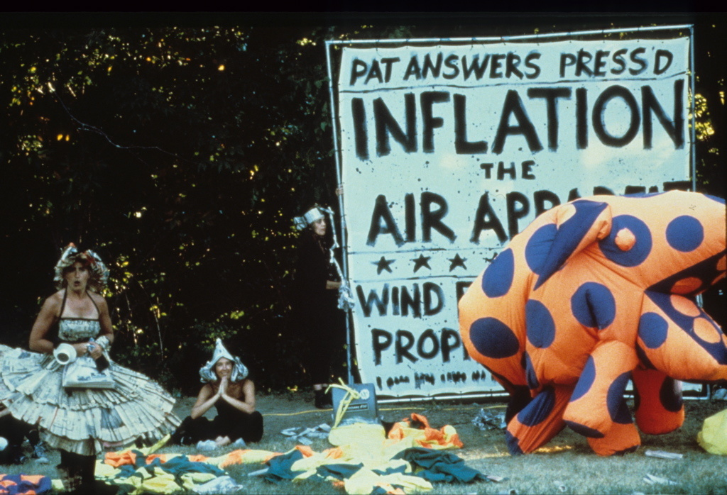 Inflation: The Air Apparent