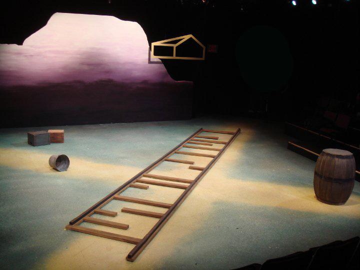 One Act Festival- Set Design