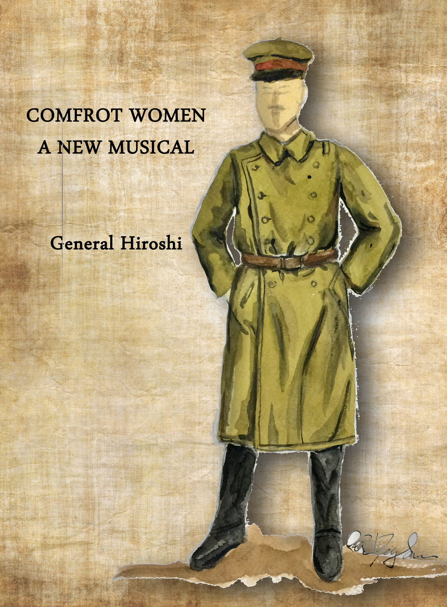 Comfort Women- Set & Costume Design