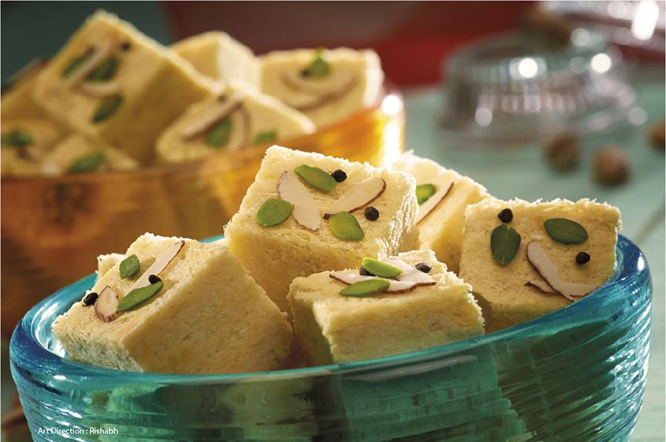 Soan Papri (India Sweets)