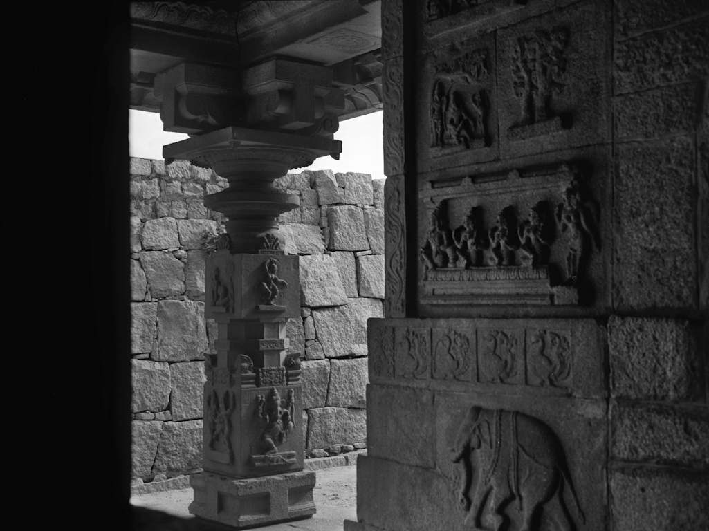 Temple Carvings, Hampi 2013   Edition 1 of 2