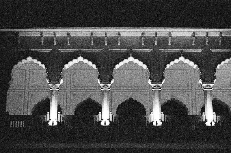 Arches in the Balcony, Rajasthan 2009   Edition 1 of 2