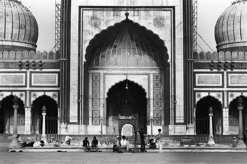 Morning at Jama Masjid, New Delhi 2010   Edition 1 of 2