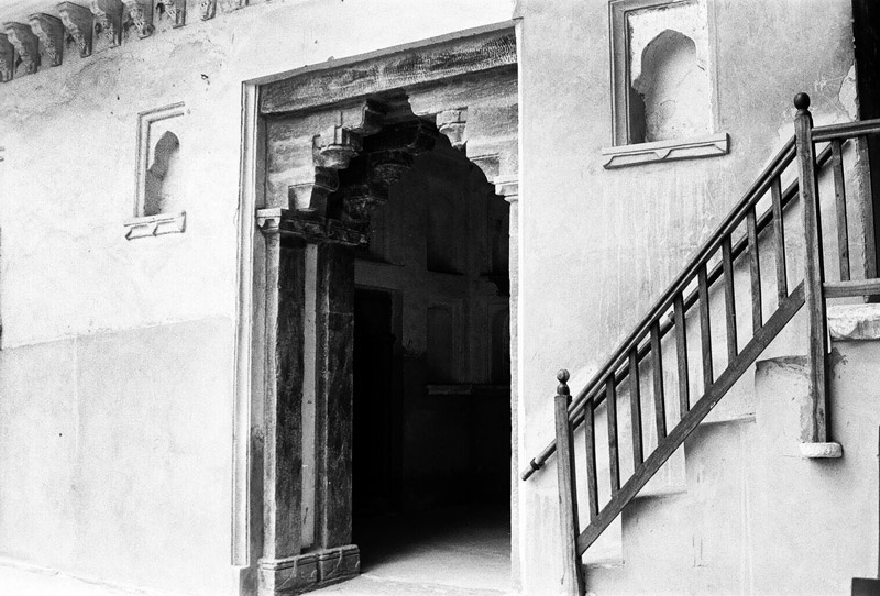 Old Door and Stairs, Rajasthan 2009   Edition 2 of 5