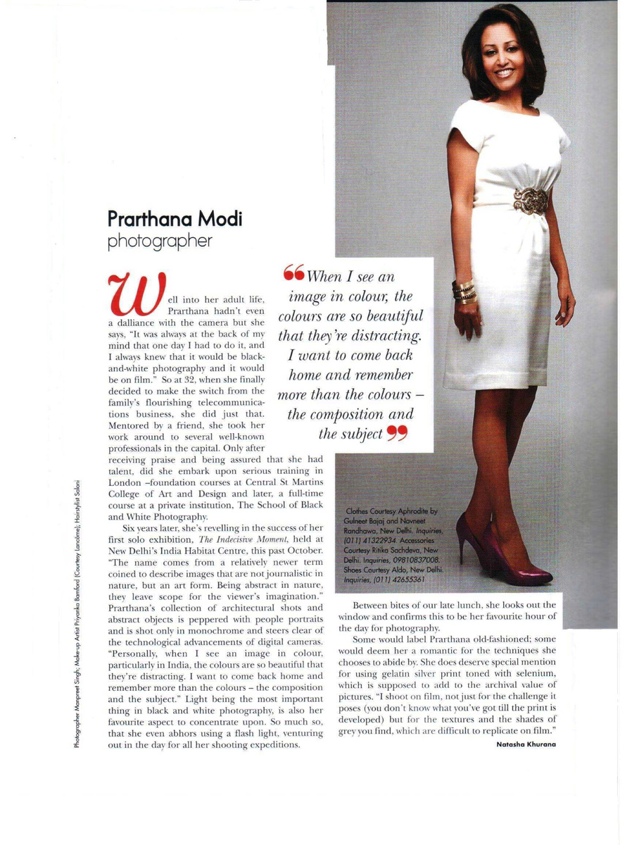 Elle Magazine. India