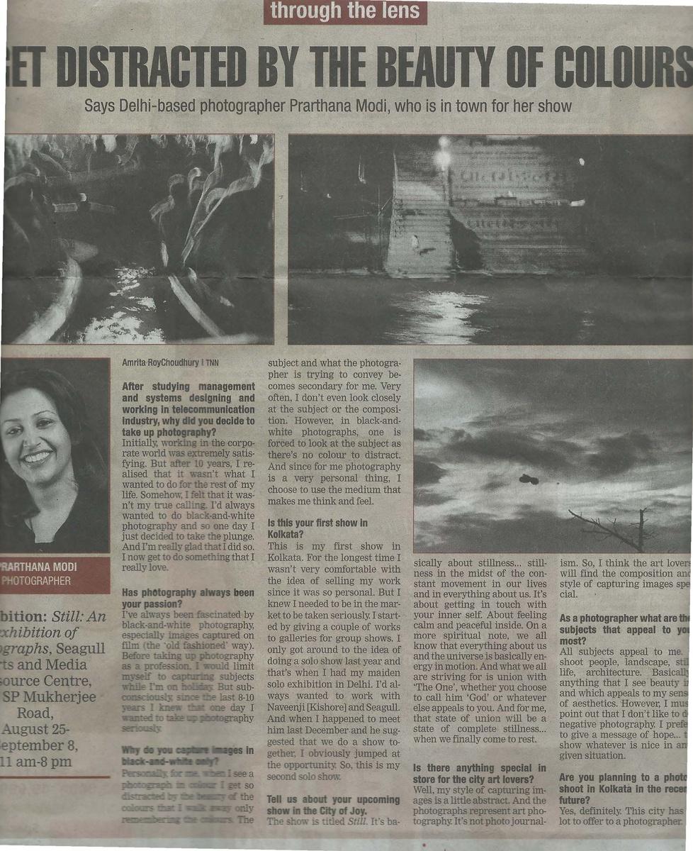 Times of India, Kolkata