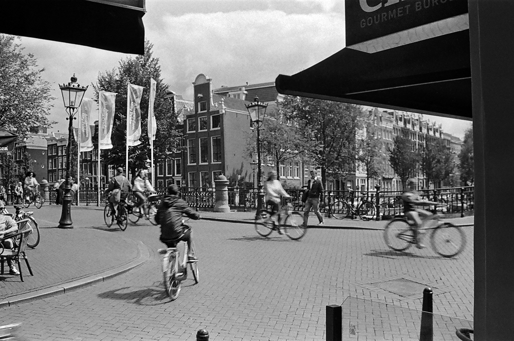 Cyclists of Amsterdam, Amsterdam 2015   Edition 1 of 2