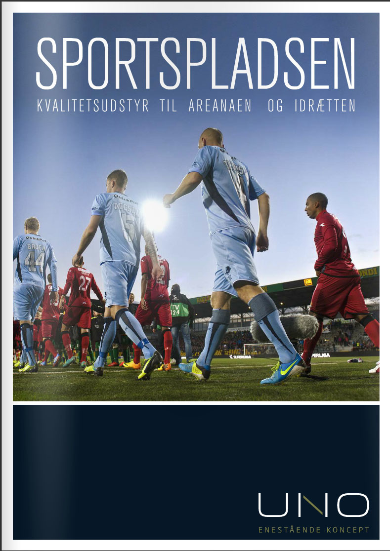 Katalog Sportspladsen fra Uno Koncept