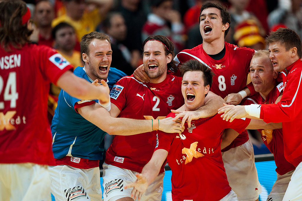 EURO 2012 Handball