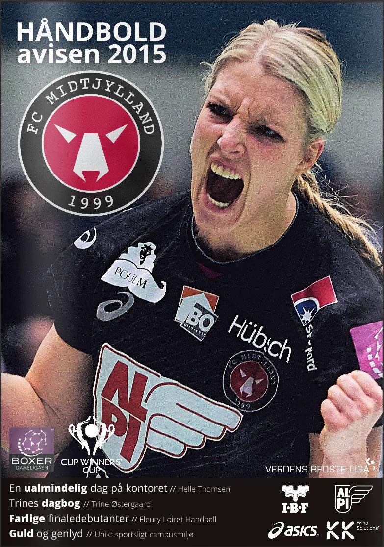 Håndbold-avisen fra FCM Håndbold